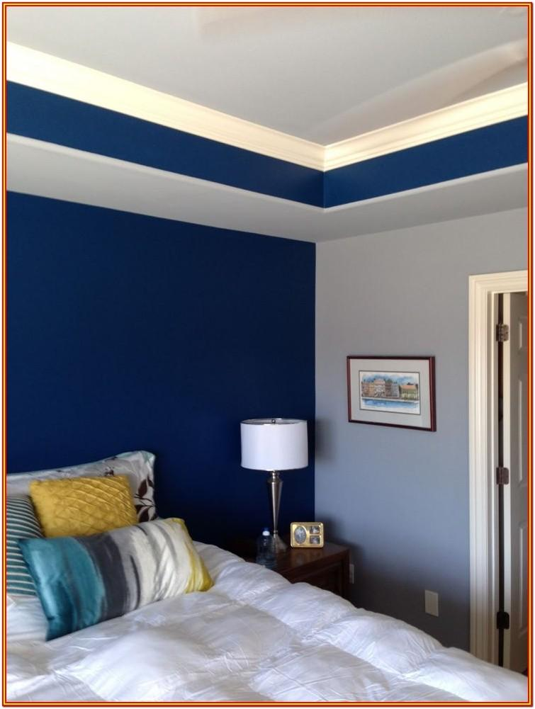 Two Tone Paint Ideas Bedroom