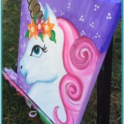 Unicorn Painting Party Ideas