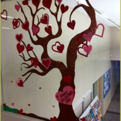 Valentine Window Painting Ideas