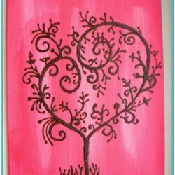Valentines Day Painting Ideas
