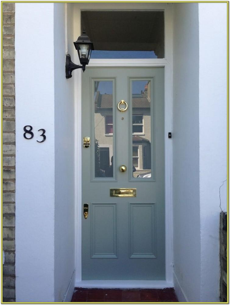 Victorian Front Door Colours Uk