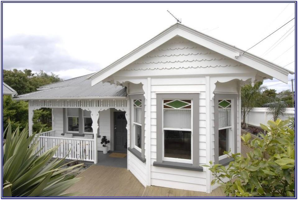 villa exterior colour schemes nz
