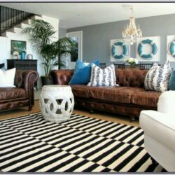 Wall Color Ideas For Dark Brown Furniture