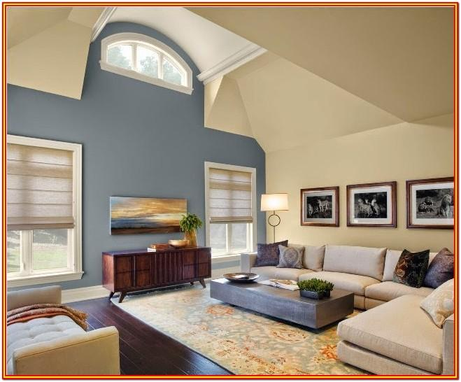 Wall Paint Color Ideas For Living Room