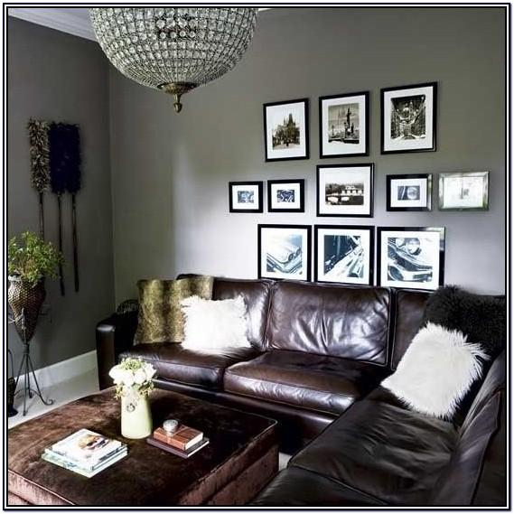 Wall Paint Colors For Dark Brown Furniture