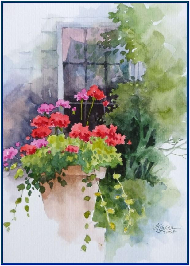 watercolor painting ideas for beginners pinterest