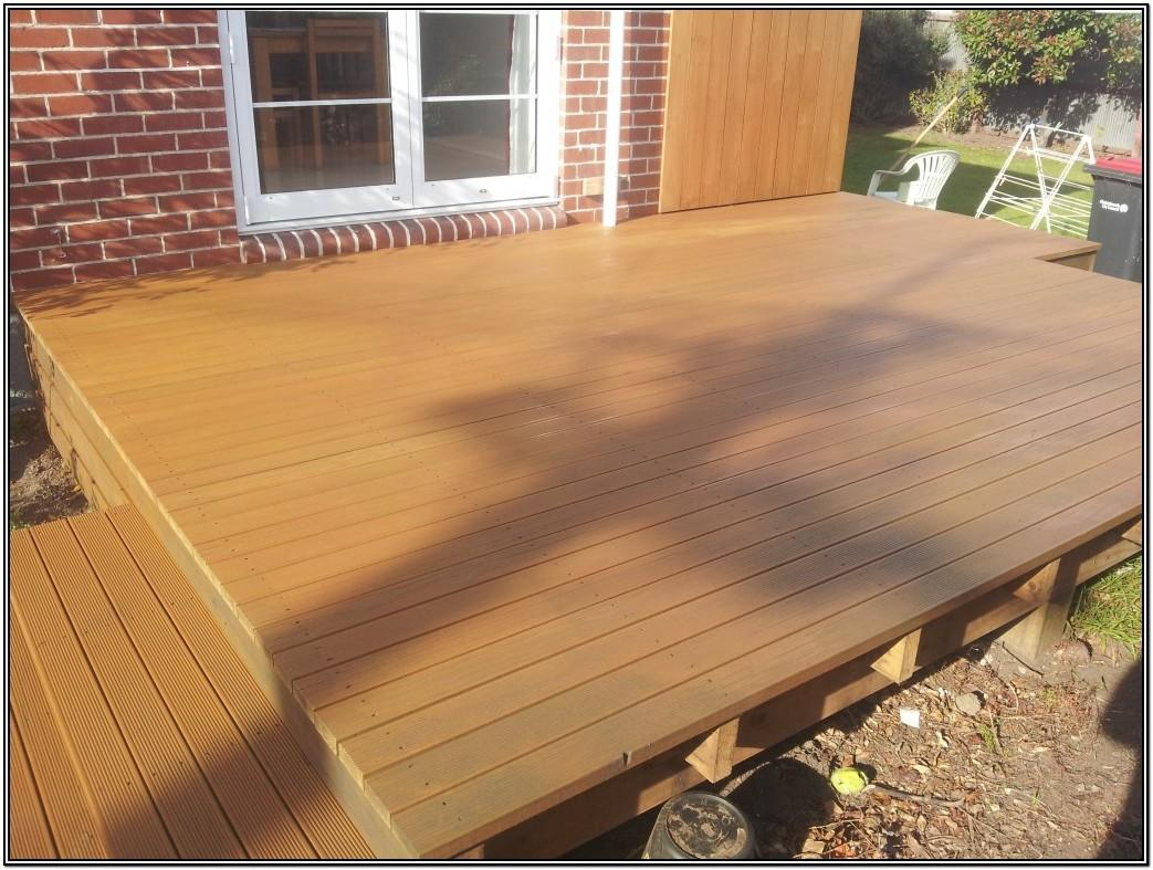 Wattyl Deck Stain Colors
