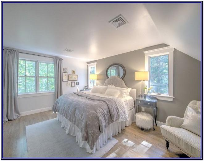 White And Gray Bedroom Paint Ideas