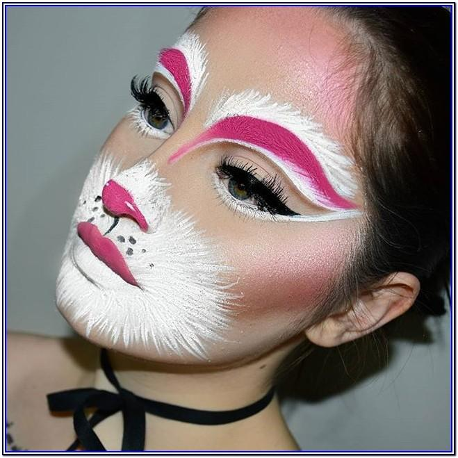 White Face Paint Costume Ideas