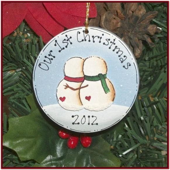 Wood Ornament Painting Ideas