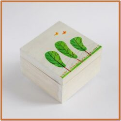 Wooden Box Painting Ideas