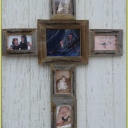 Wooden Picture Frame Painting Ideas