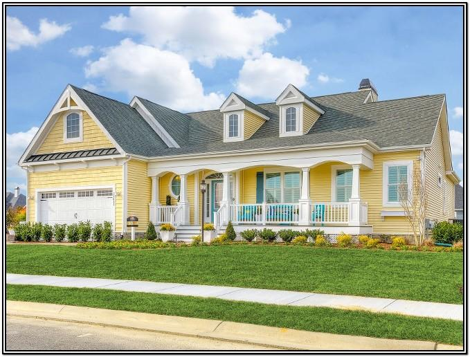 yellow house paint colors