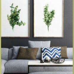Affordable Living Room Wall Decor
