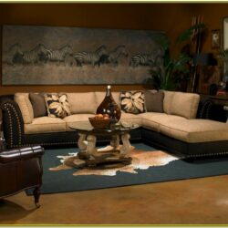 African Living Room Designs