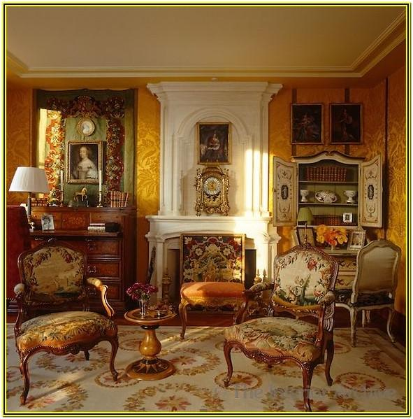 Antique Style Living Room Ideas