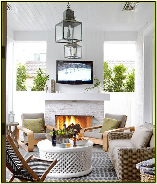Apartment Living Room Decor Idea
