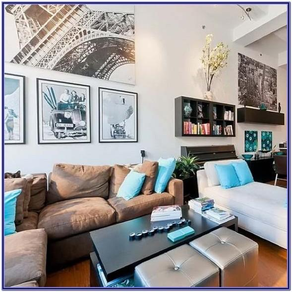 Apartments Living Room Decoration