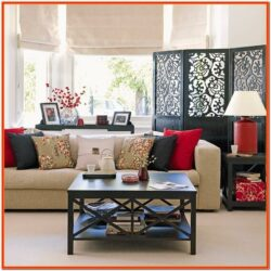 Asian Living Room Designs
