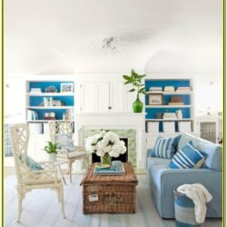 Beach Living Room Theme