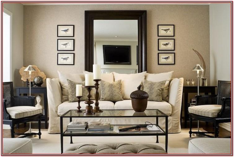 Beige And Black Living Room Decor