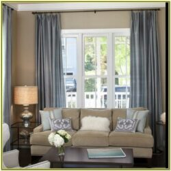 Beige And Blue Living Room Decor Design