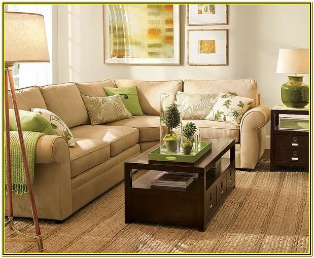 Beige And Green Living Room Decor