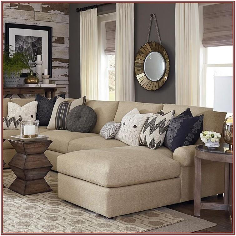 Beige Couch Living Room Decor