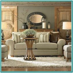 Beige Living Room Wall Decor Ideas