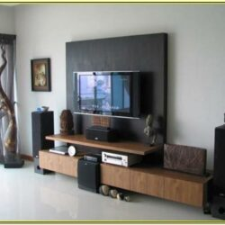 Best Tv Wall Mount Designs For Living Room