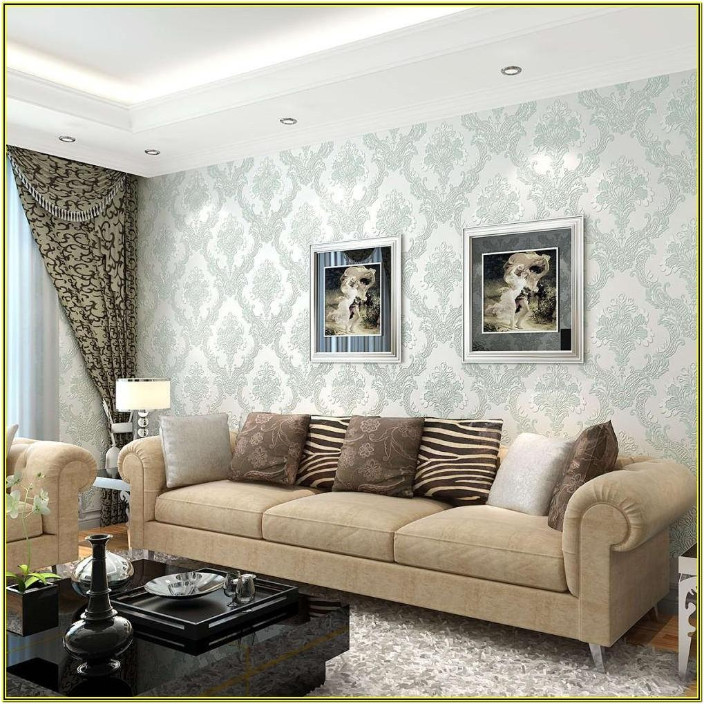 Best Wallpaper Design For Living Room
