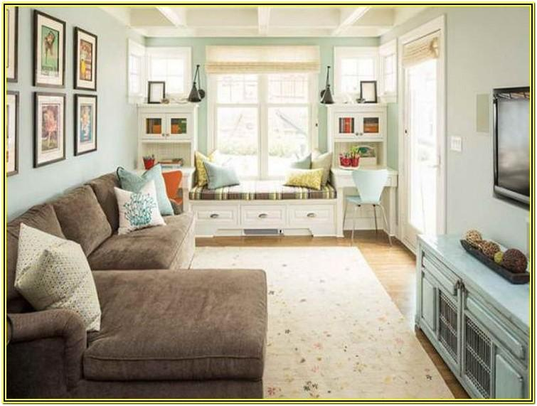 Best Way To Decorate Narrow Living Room