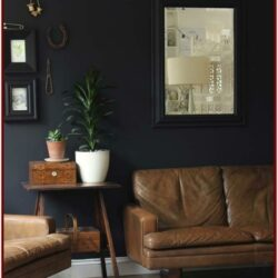 Black Wall Decor For Living Room