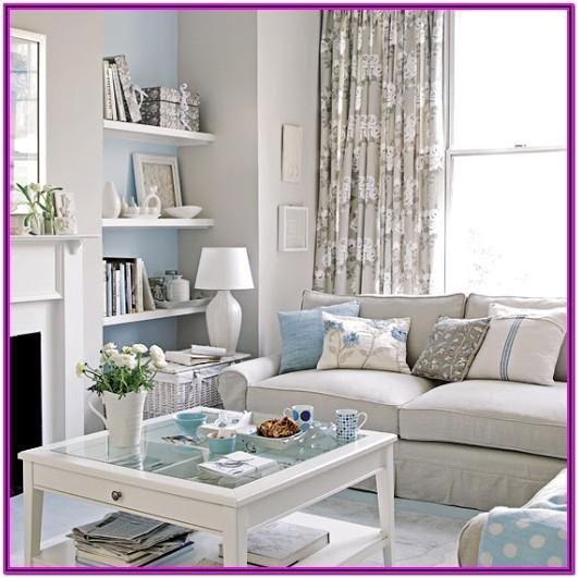 Blue And Grey Living Room Decorating Ideas