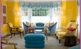 Blue And Yellow Living Room Decorating Ideas