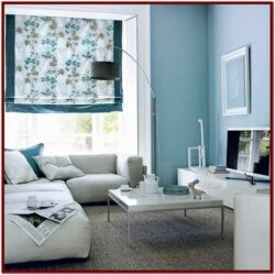 Blue Paint Living Room Ideas