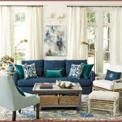 Blue Sofa Living Room Ideas