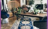 Bohemian Style Boho Living Room Decor