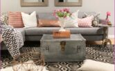 Boho Chic Living Room Decor