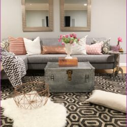 Boho Chic Living Room Decor Scaled