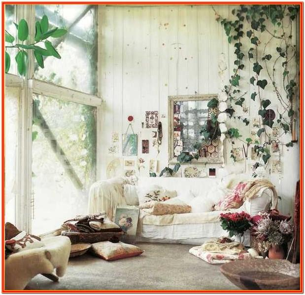 Boho Chic Living Room Ideas