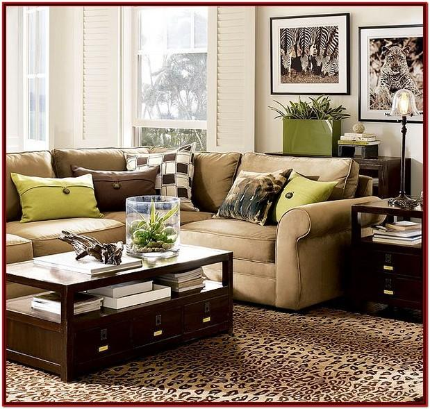 Brown And Green Living Room Decorating Ideas