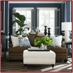 Brown And White Living Room Decorating Ideas