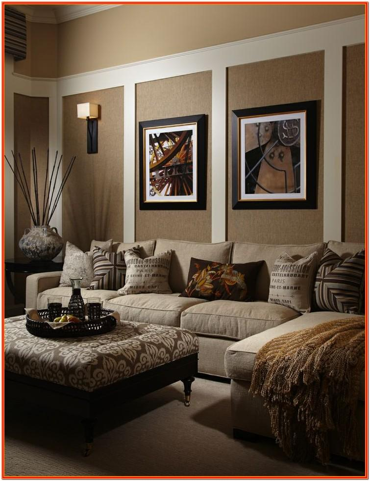 Brown Couch Living Room Wall Colors