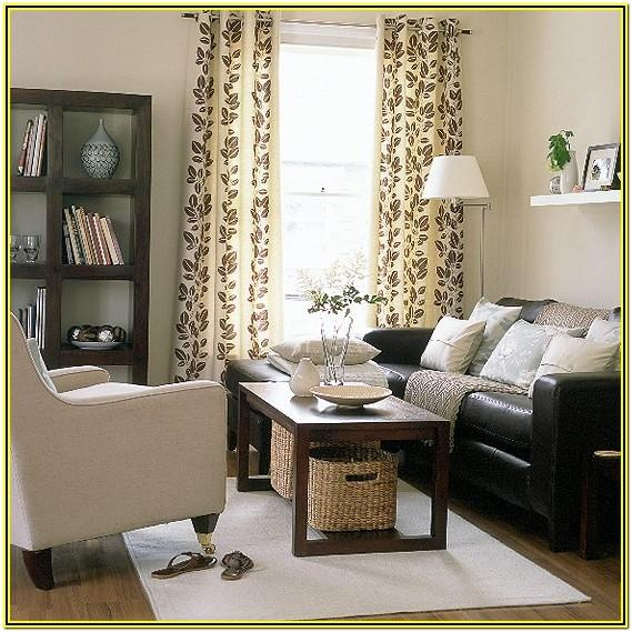 Brown Furniture Living Room Decor