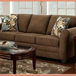 Brown Sofa Living Room Design