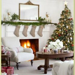 Christmas Decor Ideas Living
