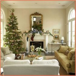 Christmas Decor Living Room Ideas