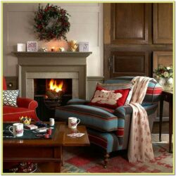 Christmas Decorating Living Room Ideas