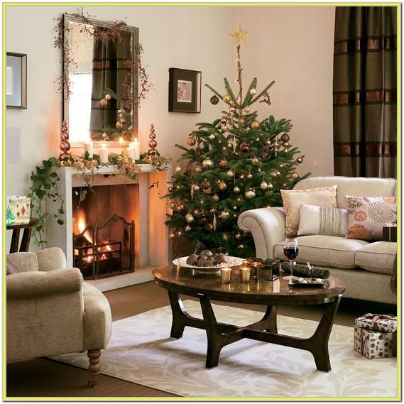 Christmas Decorations Ideas Living Rooms